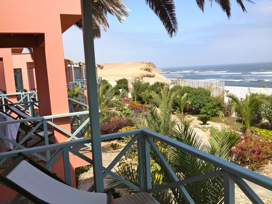 Chicama Surf Hotel & Spa: View from the room