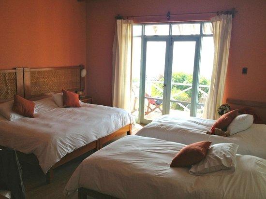 Chicama Surf Hotel & Spa: Bedroom