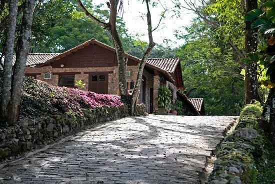 Santo Antonio do Leverger, MT: Suite casa de pedra