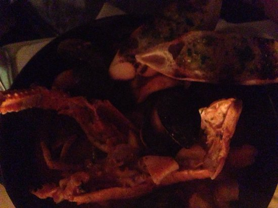 L'Isola: Fish stew