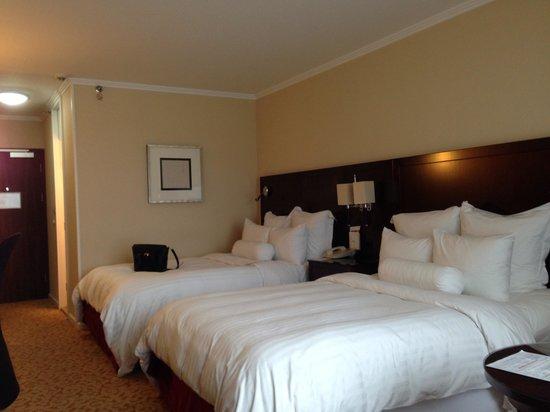 Budapest Marriott Hotel : Room