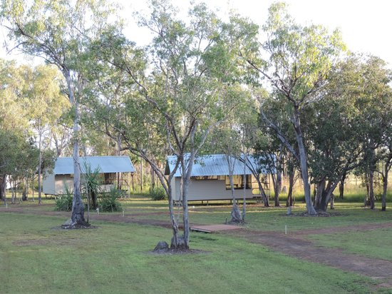 Davidson's Arnhemland Safari Lodge: Chalets
