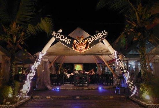 Bocas Bambu Beach