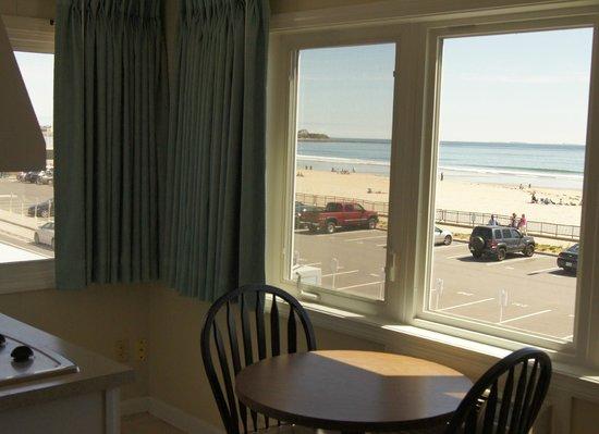 Beach View Inn : View from Full Ocean View Room