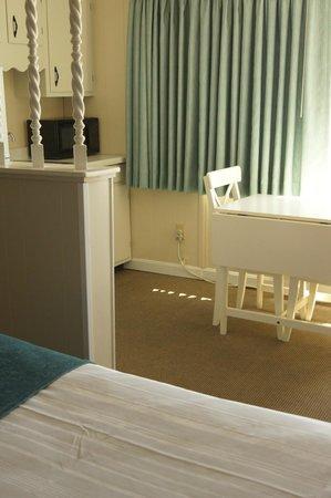Beach View Inn : Full Ocean View Room