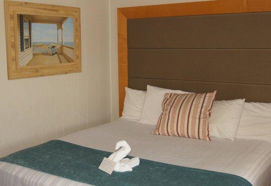 Beach View Inn : King Room