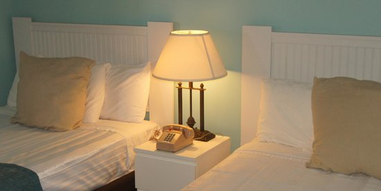 Beach View Inn: Newly Updated Rooms
