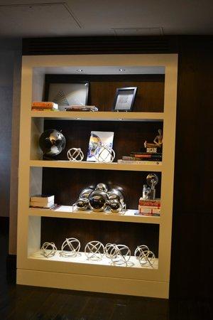 Le Meridien Arlington: Hotel lobby