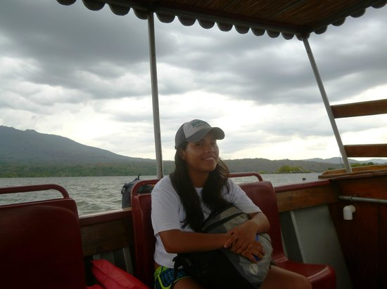 Zopango Island: Trip back to mainland-Granada-Nicaragua