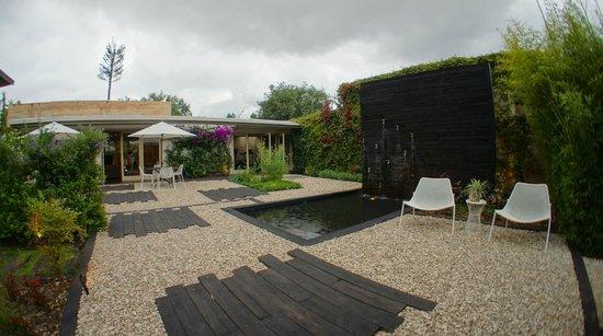 Hotel Bo : Garden