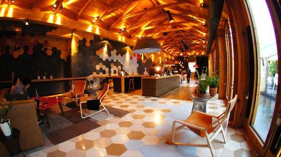 Hotel Bo : Lobby