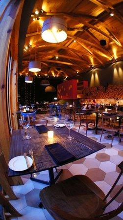 Hotel Bo: Restaurant LUM
