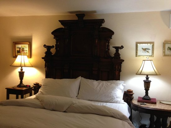Gideon Ridge Inn : Our room