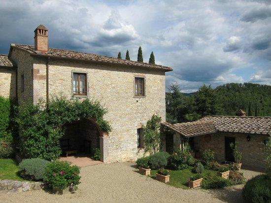 Castello di Spaltenna Exclusive Tuscan Resort & Spa : Exterior view