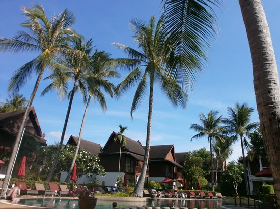 Amari Koh Samui: Garden side Pool
