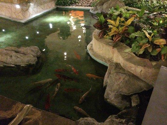 Holiday Inn Parque Fundidora: Lobby area