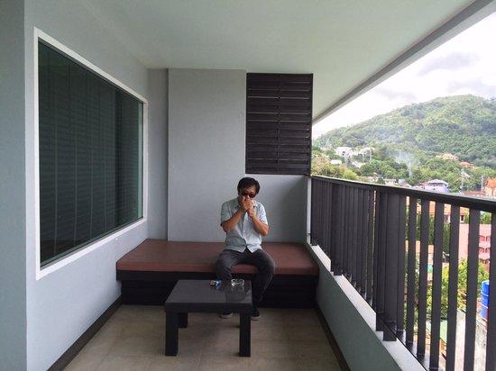 Casa Del M, Patong Beach: julius fave spot
