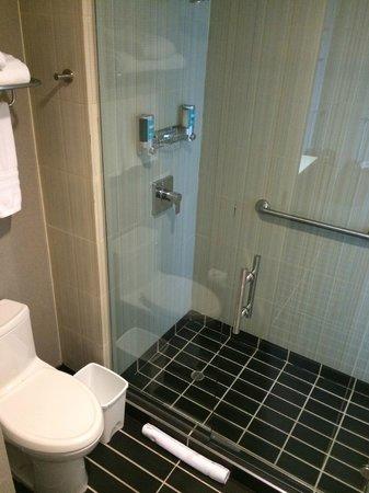 Aloft Bogota Airport: Bathroom