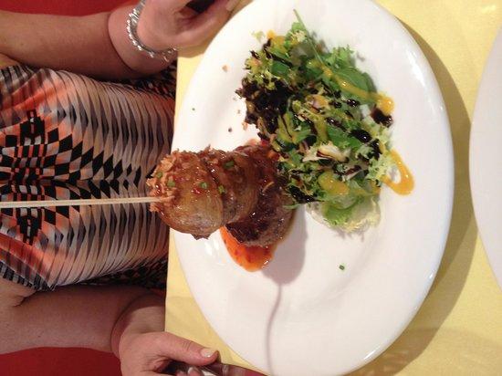 Restaurante La Tragantúa : Turkish Filet