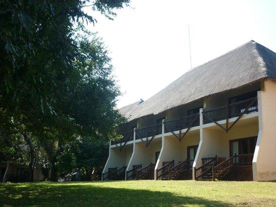 Chobe Safari Lodge : Safari rooms