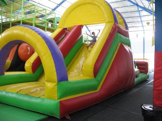 Bali Funworld: great play areas