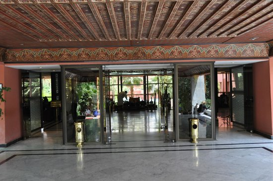 Hotel Kenzi Farah: hall d'entrée