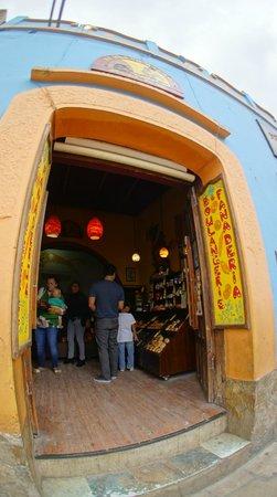 EL Horno Magico, Panaderia Francesa: Entrance