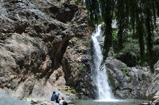 Ourika Valley: la 3e cascade