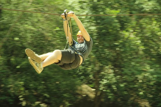 Canopy River : Coming in hot!