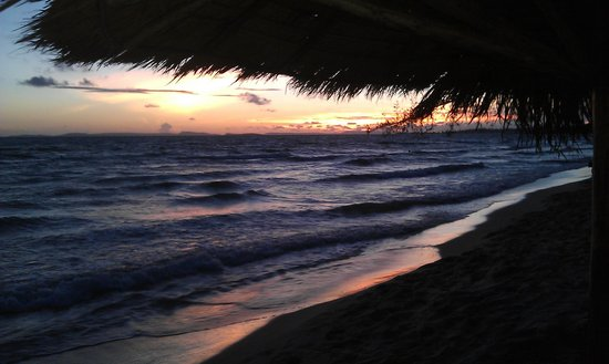Otres Beach: A warm evening without a care