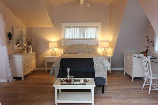 Agate Cove Inn Hotel : Bedroom