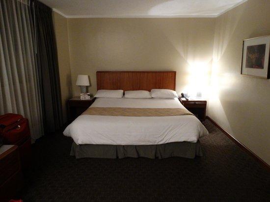 Akros Hotel: La habitacion