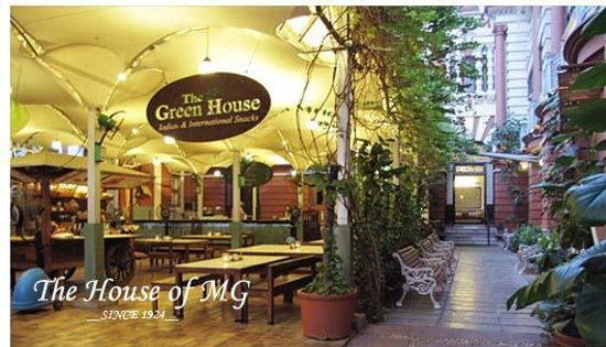 The House of MG: The Green House