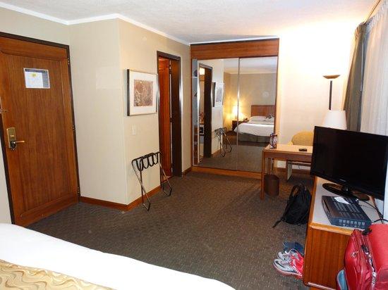 Akros Hotel : La habitacion