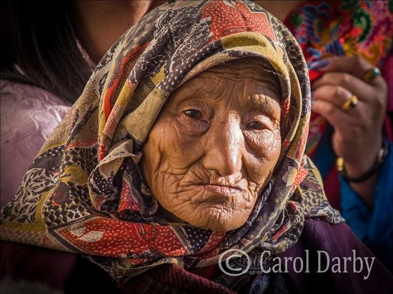 Monk Art Photography Gallery: A face in the Crowd