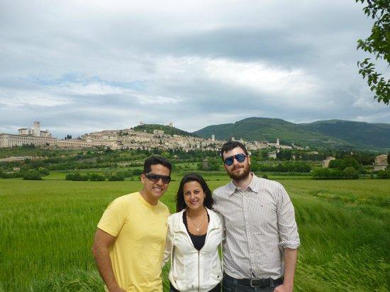 My Tour Tuscany Experts : Con Niccolò Seccafieno. El mejor Conductor y Guía!!!