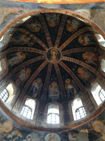 Museum Chora-Kirche: パラクレシオンのフレスコ画