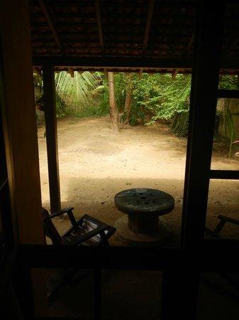 Dunes Unawatuna Hotel: Zona exterior