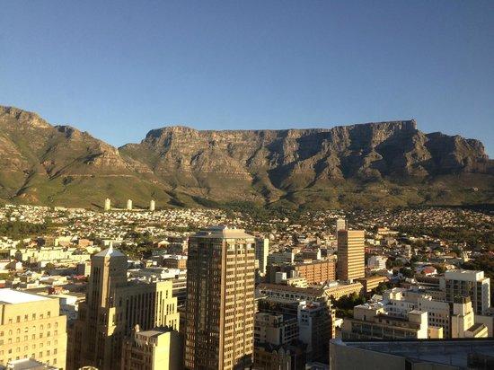 Southern Sun Cape Sun: Good Morning Cape Town