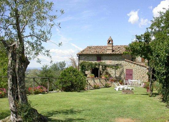 Azienda Fontelunga: casa fontelunga