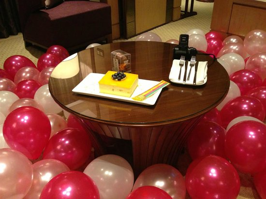 The Westin Xiamen: Special Bday
