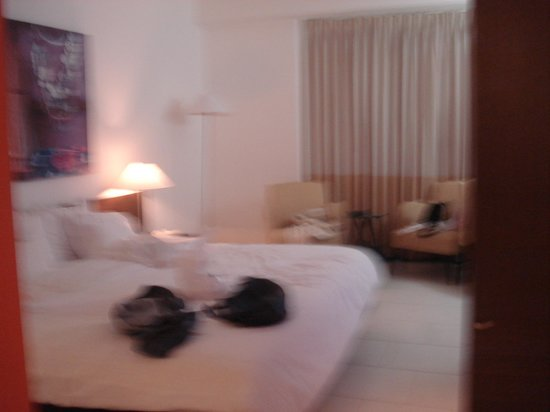 Radisson Decapolis Hotel Panama City: cama