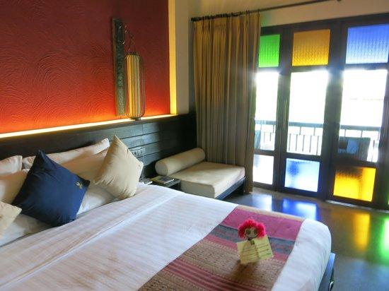 De Lanna Hotel, Chiang Mai: 房間清潔舒適