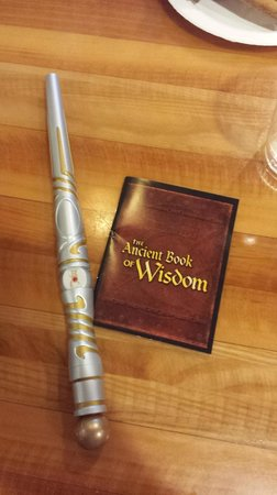 Great Wolf Lodge Grapevine : MagiQuest Game Items (Wand/Book)