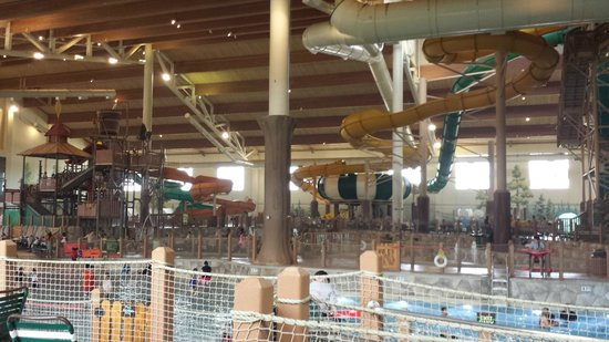 Great Wolf Lodge Grapevine : Water Park