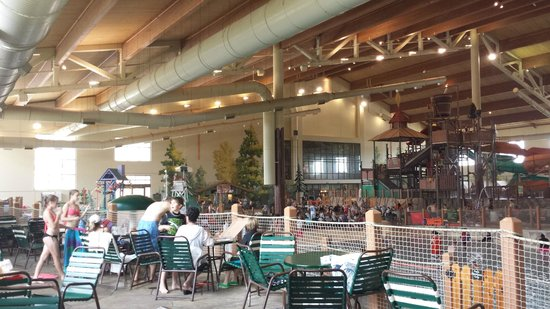 Great Wolf Lodge: Water Park