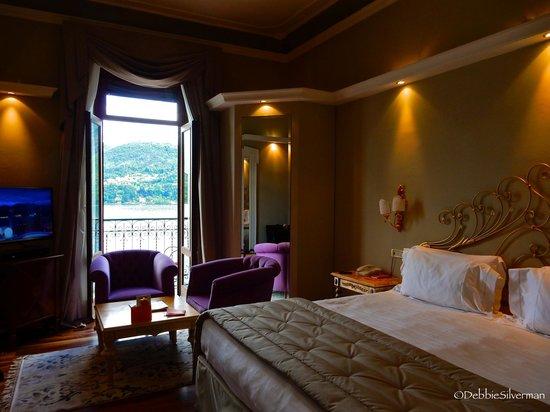 Grand Hotel Tremezzo: Room View