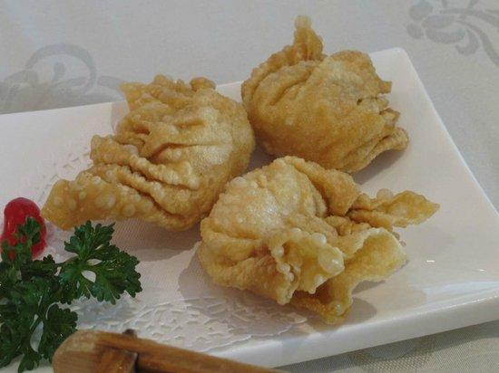 Paramount Chinese Cuisine: Deep Fried Shrimp Dumplings