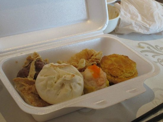 Paramount Chinese Cuisine: Good Value, Leftover for Take Out