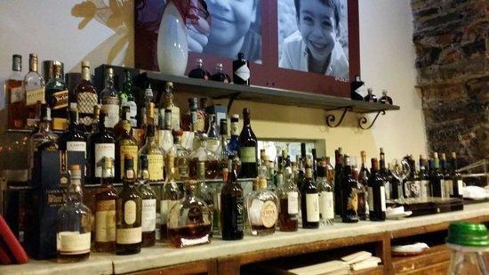 Osteria Della Corte : Super alcolici